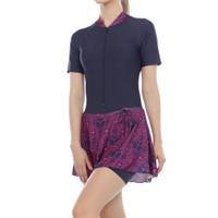 baju renang wanita /diving rok Dewasa