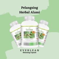 Everlean Slimming Capsule Original obat kurus herbal Alami
