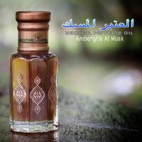 6ML Ambergris AL Musk Parfume Oil ( parfum Arab Minyak Wangi Nabi)