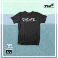 Baju Kaos Tshirt Cotton Combed30S pencak silat PAGAR NUSA FIGHTER 86