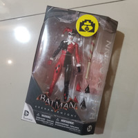 DC COLLECTIBLES ARKHAM KNIGHT HARLEY QUINN VER. 2 ACTION FIGURE