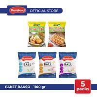 Paket Bakso [1,1kg]