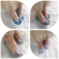 Sepatu Anak Melissa Frozen 2 / Jelly Shoe Melissa Ultragirl Frozen 2