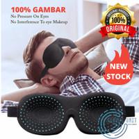 3D Sleeping Eye Mask Cover Shade - Travel Eyemask Penutup Mata Tidur