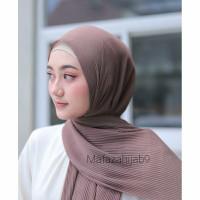 hijab plisket pashmina