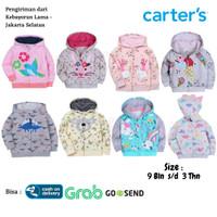 Baju Jaket Anak Bayi Perempuan Hoodie Catell Love 1 - Jaket Carters
