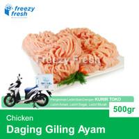 Daging Giling Ayam Premium / Premium Ground Chicken - 500gr