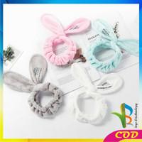 RB - C67-70 Bandana Masker /Bando Mandi Facial Headband Hairband Korea