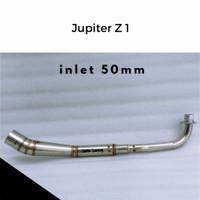 pipa leher knalpot racing jupiter Z1 Z 1