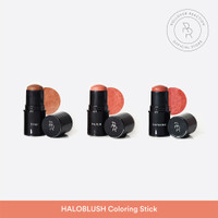 HALOBLUSH coloring Stick - Rollover Reaction