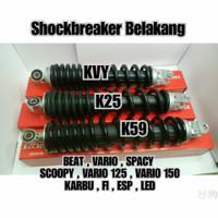 Shockbreaker belakang HONDA MATIC vario beat spacy scoopy FI led 125