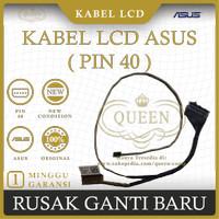 Kabel Flexible lcd Laptop Asus X200MA X200CA DD0EX8LC100 3X ( PIN 40 )
