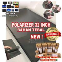 POLARIZER 32 INCH TERMURAH PLASTIK POLARISER 32 INCH POLARIZED LCD TV