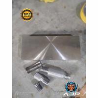 Bahan chamber monolite mentah