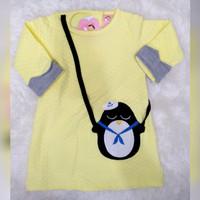 Fashion anak cewek / Dress Pergi anak / Dress anak / Baju Pesta anak