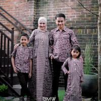 Batik Baju Couple Keluarga Family Sarimbit