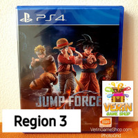 PS4 Jump Force (R3 / Asia / English)