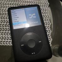 ipod classic 80 gb black