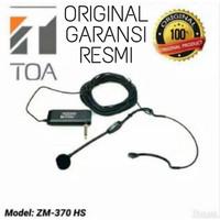 Grosir Mic Kabel Headset TOA ZM 370 HS AS Original Toa Bando