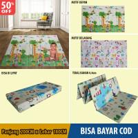 SHIMANO Matras Karpet Tikar Foam Playmate Lipat Bayi GRATIS TAS