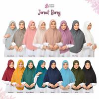 Hijab Bersy Bergo Jersey Jilbab Instan Syari By Azkia Hijab