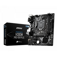 Motherboard MSI H310M PRO-VDH PLUS Intel gen 8 & 9 s0cket LGA 1151