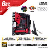 ASUS TUF Gaming B550M WiFi ZAKU II EDITION Micro ATX Motherboard