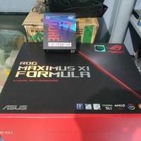 Intel i7 8086k limited edition & Asus ROG Maximus XI formula z390