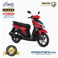 Yamaha Gear 125 S Version [OTR Jawa Barat]