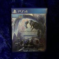 Monster Hunter World Ice Borne Master Edition ps4 ps 4 ( iceborne MHW