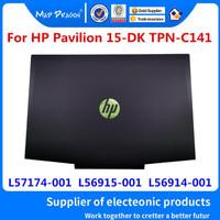 BEST SELLER! laptop LCD Back TOP Cover Rear Lid Green logo HP Pavilion