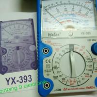 multimeter / avometer analog Heles 393