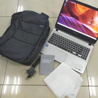 Laptop Asus A507 like new gransi resmi 11bln lg