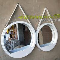 Cermin Dinding Bulat Duco Diameter 50cm