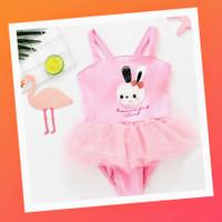 Beautiful Girl Swim Suit-Baju Renang Bayi/Anak