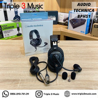 Audio Technica BPHS1 / BPHS 1 Broadcast Stereo Headset Original