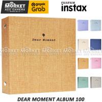 Album Dear Moment 100 for Instax Mini 8 / 9 / 11 Polaroid Foto 2R
