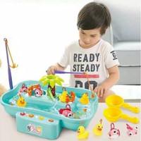 Mainan Anak Pancing Ikan Bebek Fishing Duck Lucu