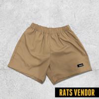 Boxer Celana Dalam Rats Vendor Polos Tanpa Motif