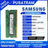 RAM LAPTOP SAMSUNG DDR4 8GB 2666MHz 21300 ORI GAMING RAM NB DDR4 8GB