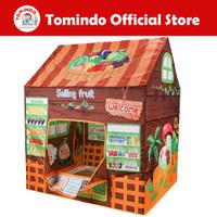 Tomindo Tenda Anak SELLING FRUIT mainan tenda rumah rumahan