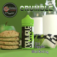 liquid crumble apple pie cookies 100ml / 4 & 7mg