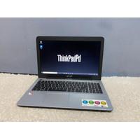 Laptop Gaming ASUS X555Q AMD A12 9720P Radeon R7 Mulus