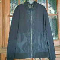 zara man bomber jacket original not uniqlo hnm gap