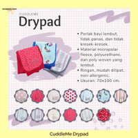 CUDDLE ME - DRY PAD (PERLAK BAYI)
