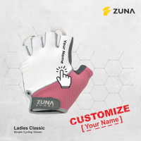 Customize Zuna Gloves Cycling Ladies Classic