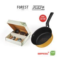 Flex Pan Wide 22cm + Forest cooking tools 5 set