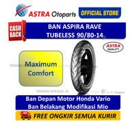 Ban Aspira Maxio Rave 90/80-14 Tubeless (16-90/8014-RAVE)