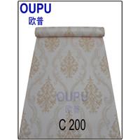 [MURAH] Jual wallpaper dinding motif batik klasik