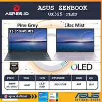 Asus Zenbook UX325EA i7 1165G7 16GB 512SSD IrisXe W10+OHS 13.3 OLED